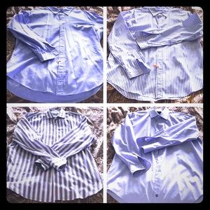 MEN'S SHIRTS (4 for $30)